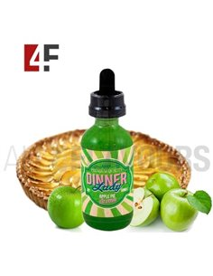 Apple Pie 50ml TPD-Dinner Lady
