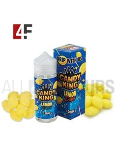 Lemon Drops 100ml TPD-Candy King