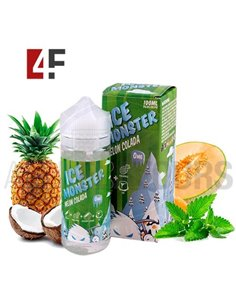 Ice Monster Melon Colada 100ml TPD-Jam Monster