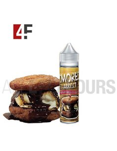 Churros Vanilla Ice Cream 50ml TPD-Smores Addict