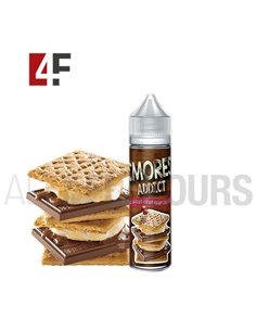 Chocolate Chip Graham 50ml TPD-Smores Addict