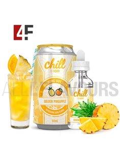 Golden Pineapple 50ml TPD-Chill E-Juice