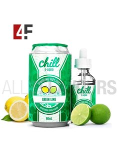 Green LIme 50ml TPD-Chill E-Juice