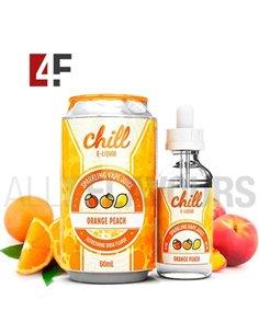 Orange Peach 50ml TPD-Chill E-Juice
