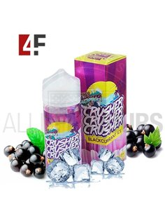 Blackcurrant Ice 100ml TPD-Crusher