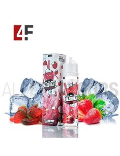Strawberry Ice Sour Straw 50ml TPD-Bazooka