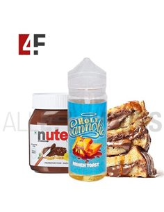 French Toast 100ml TPD-Holy Cannoli