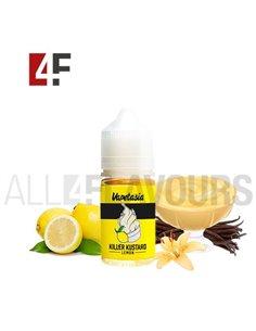 Killer Custard Lemon 30ml- Vapetasia