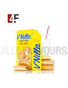 V´nilla Cookies & Milk 50ml TPD-Tinted Brew