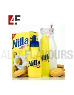 Nilla Vapers 50ml TPD-Tinted Brew