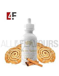 Cinnamon Rolls White Series 50ml TPD-Kilo