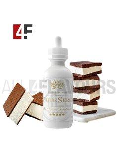 Ice Cream Sandwich White Series 50ml TPD-Kilo