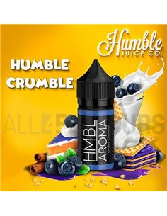 Crumble 30ml- Humble Juice Co