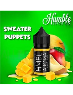 Sweater Puppets 30ml- Humble Juice Co