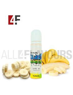 Banana 50ml TPD- Cloud Niners