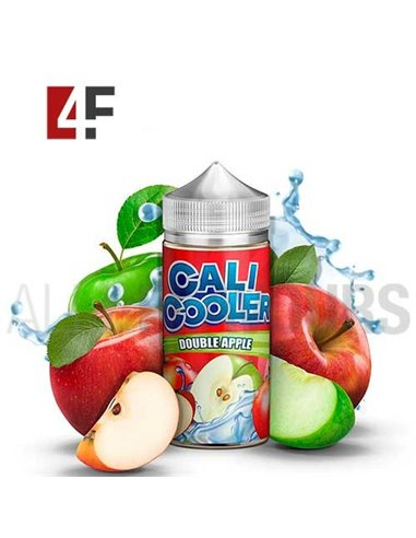 Double Apple 100ml TPD-Cali Cooler By Mamasan