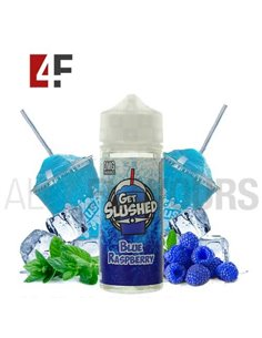 Blue Raspberry 100ml TPD-Get Slushed