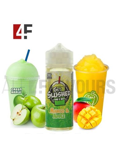 Mango & Apple 100ml TPD-Get Slushed