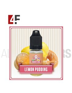 Lemon Pudding 30 ml- Bakers Fog
