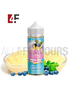Blueberry Custard 100ml TPD-Over Loaded