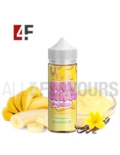 Banana Custard 100ml TPD-Over Loaded