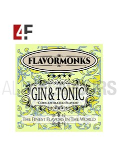 Gin Tonic 10 ml- Flavormonks