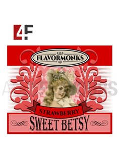 Strawberry Sweet Betsy 10 ml- Flavormonks