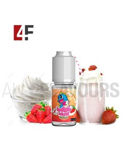 Milk'N Straw 10 ml- Bubble Island