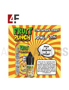 Pineapple Coconut Peach10 ml- Fruit Punch