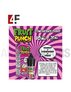 Soursop Strawberry Grape 10 ml- Fruit Punch
