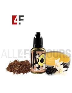 Tobacco 30 ml- Jax Custard