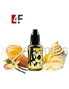 Banana 30 ml- Jax Custard