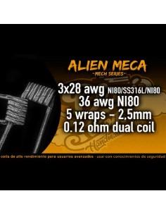 Resistencias Alien...