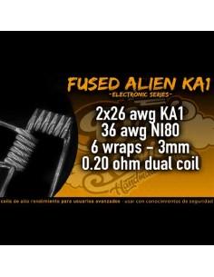 Resistencias Fused Alien...