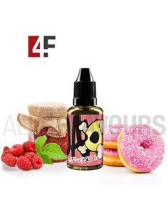 Raspberry Donut 30 ml- Jax Custard