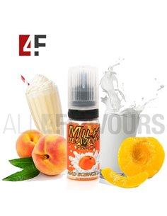 Milky Heaven Peach 10 ml- Mad Science Lab