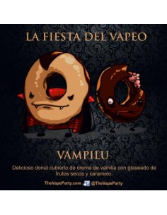 Vampilu 50 ml TPD The Vape...