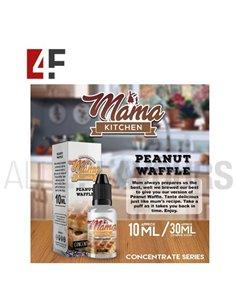 Peanut Waffle 10 ml- Mama Kitchen