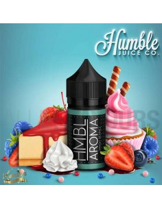 Smash Berriez 30ml Humble...