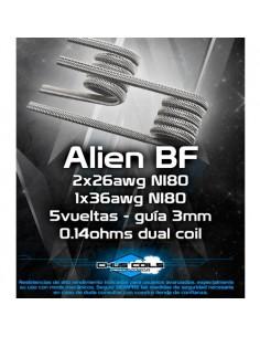 Resistencias Alien BF Chus...
