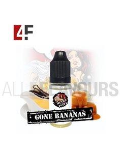 Gone Bananas 30 ml- Mutha Puffa
