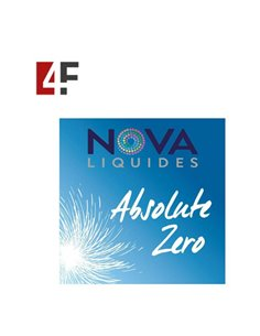Absolut Zero 10ml - Nova