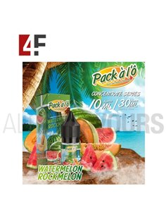 Watermelon Rockmelon 10ml - Pack à l'Ô