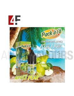 Apple Pear 10ml - Pack à l'Ô