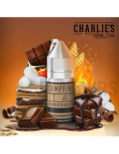Campfire 30 ml Charlie´s...