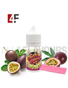 Passion fruit 30 ml- Bubble Gum