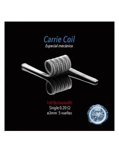 Carrie Coil Spirit Coils