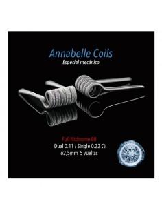 Annabelle Coil Spirit Coils