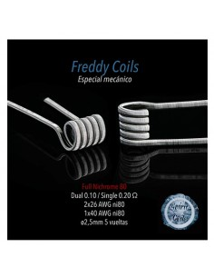 Freddy Coil Spirit Coils