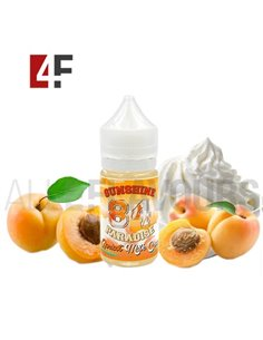Apricot Milk 30 ml- Sunshine Paradise